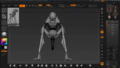 3D Creature Design: Alien Rock Grubber