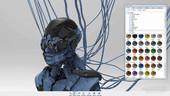 Design Techniques for 3D Concept Art