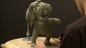 Sculpting a Stylized Character