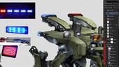 Mechanical Character Design