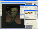 Digital Creature Painting with Chet Zar