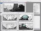Conceptual Storyboarding: Storytelling and Struggle