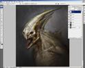 Designing Creatures in Adobe Photoshop