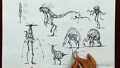 Creature and Character Design