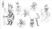 Character Design for Games and Animation Vol. 1