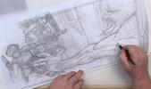 Illustration Techniques with Dave Dorman Vol. 1