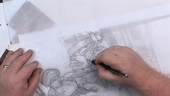 Illustration Techniques with Dave Dorman Vol. 1