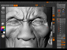 Sculpting Wrinkles in ZBrush