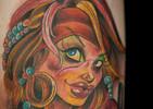 Tattooing Pin-ups
