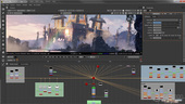 Creating an Epic Matte Painting Shot