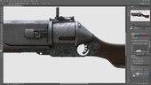Creating a Gun in Modo