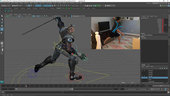 Combat Animation for Games