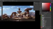Visual Development for Environments