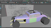 Vehicle Modeling for Production