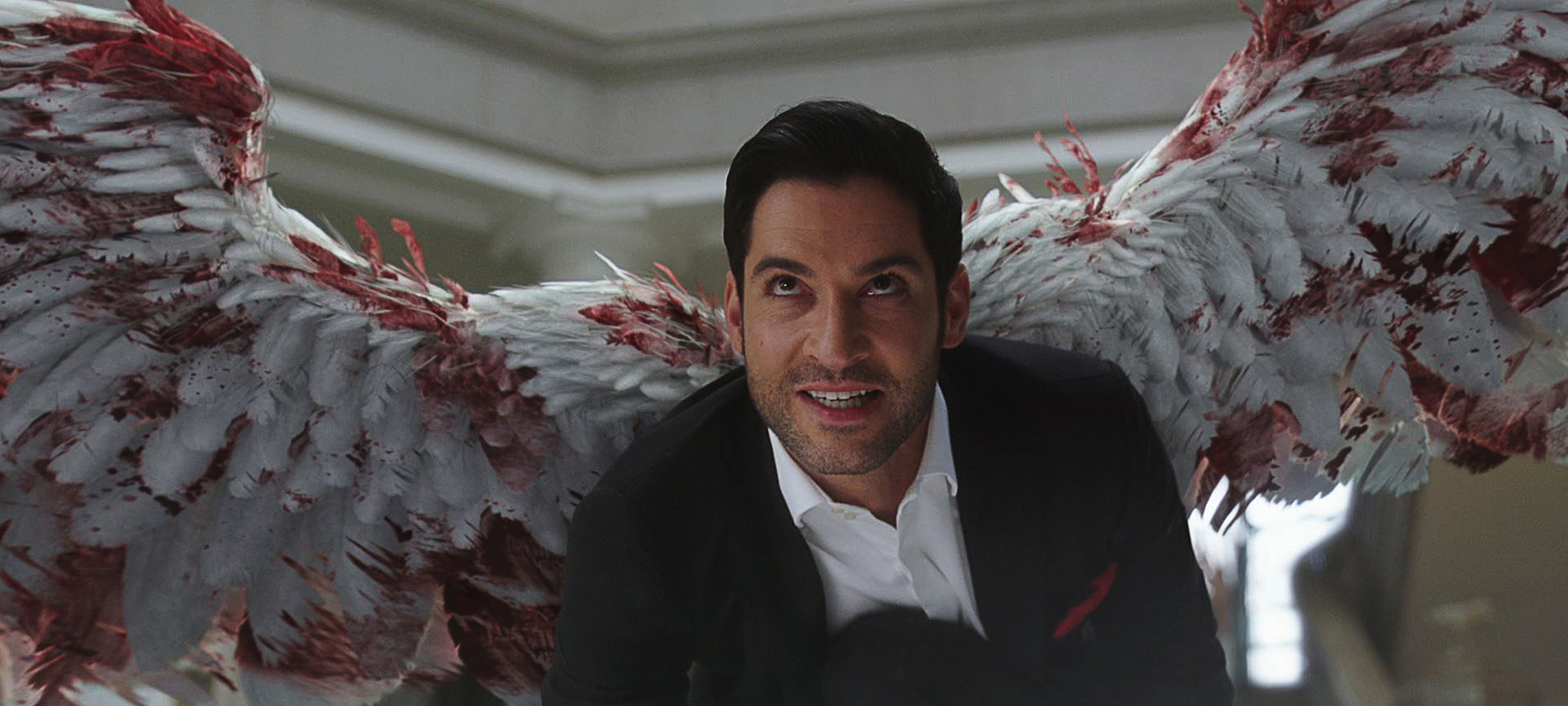 The Devil's in the Details: The Visual Effects of Lucifer