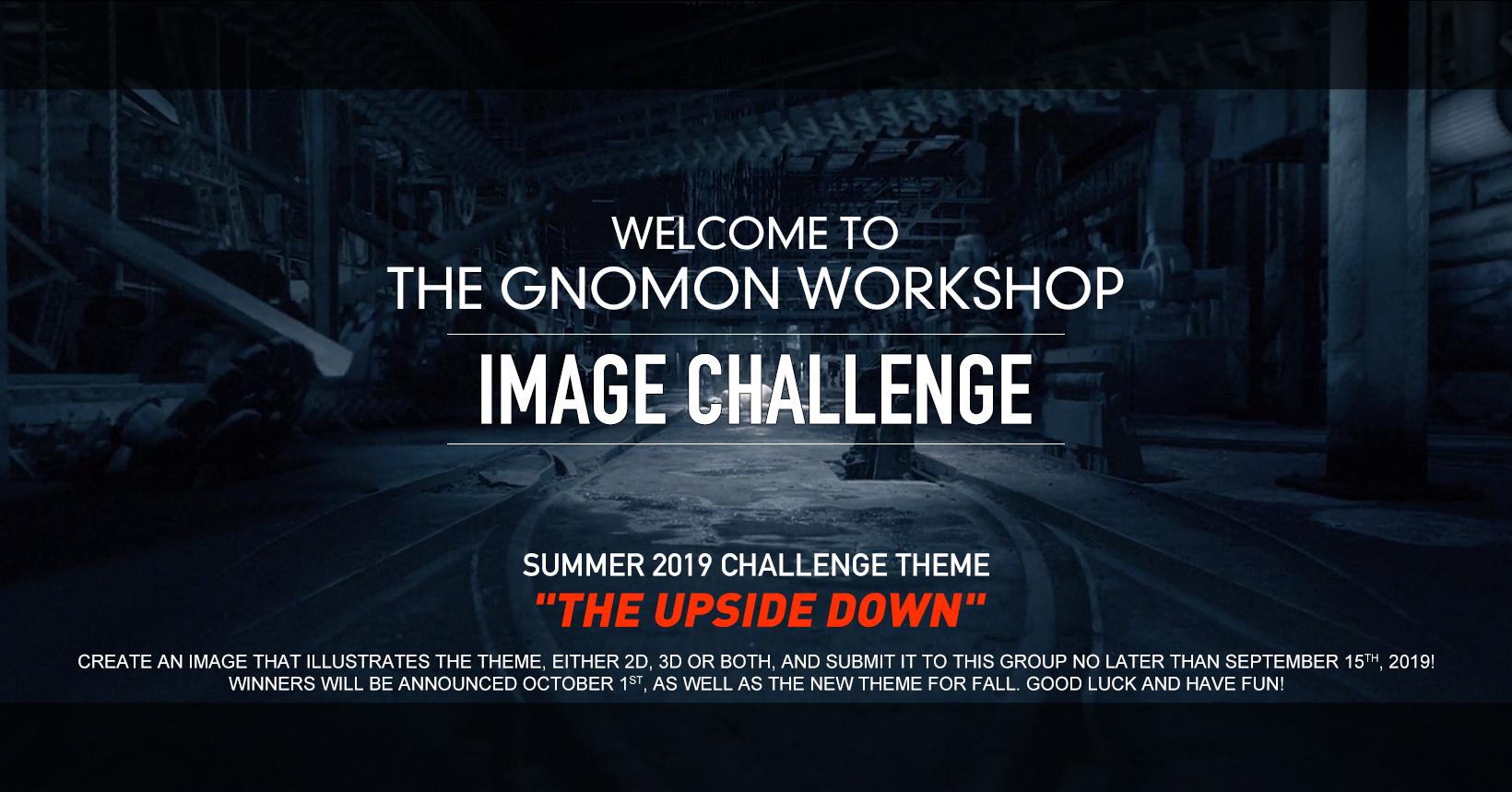 The Gnomon Workshop Image Challenge