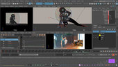 Character Animation and Video Reference