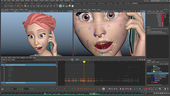 Facial Animation for Feature Animated Films