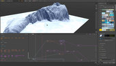 Creating Procedural Environments in Gaea & Houdini
