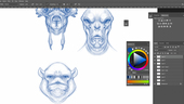 Introduction to Creature Design: Volume 1