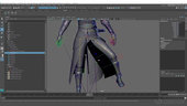Character Rigging in Maya for Game Production