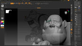Matching a Stylized Concept in ZBrush