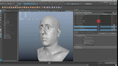 Introduction to Creating Facial Blendshapes in Maya