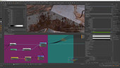 Material Texturing for Production in Mari & Maya