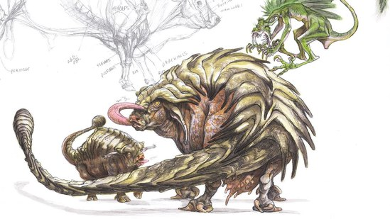Creature Design with Terryl Whitlatch Vol. 1