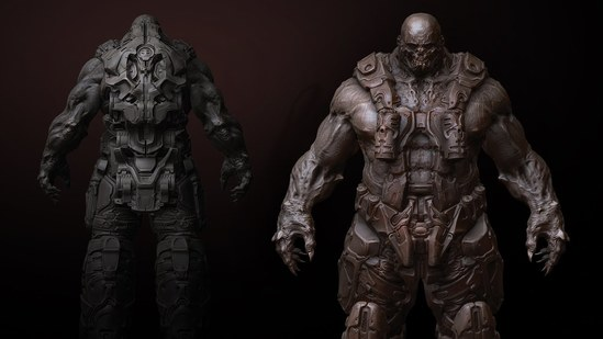 Character Design and Modeling for Next-Gen Games