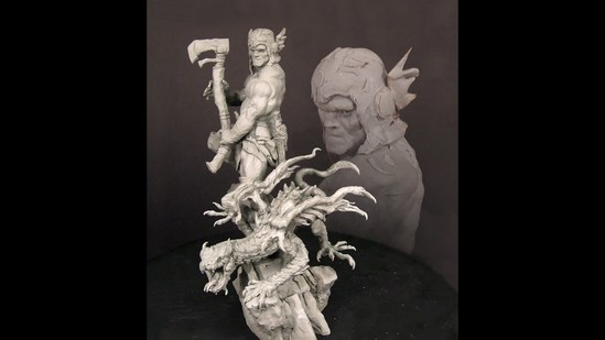 Fantasy Sculpting