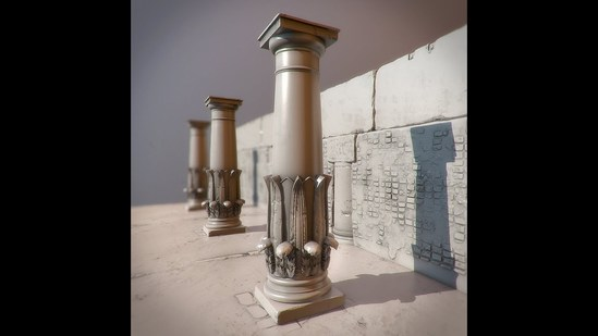 Environment Modeling and Sculpting for Game Production