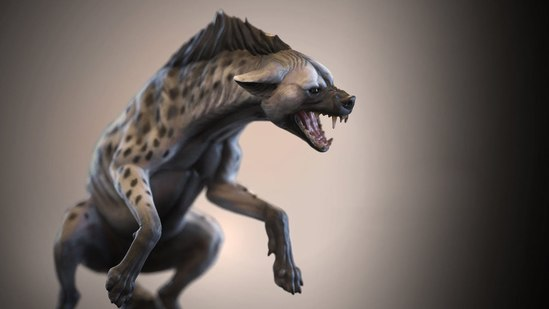 Dynamic Animal Sculpting