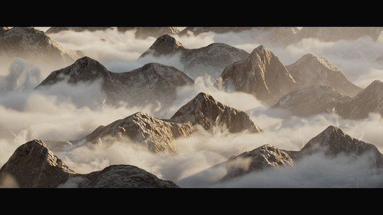 Creating Volumetric Effects with Houdini