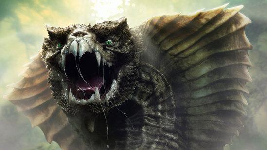Creating an Original 3D Creature Concept: Viper Dragon